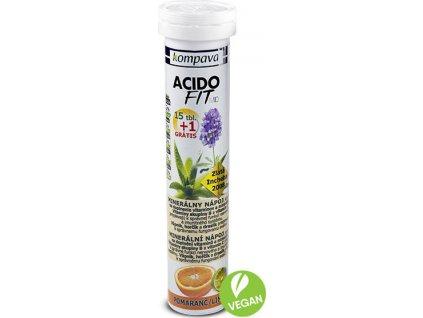 AcidoFit MD 15+1 tbl.