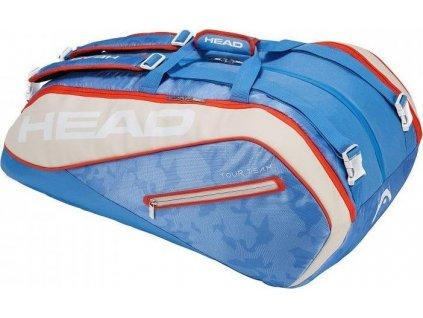 Tenis taška na rakety HEAD TOUR TEAM 12R MONSTERCOMBI  283108