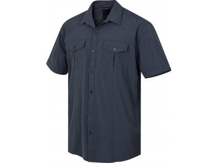 Pánská košile   Gomy M antracit