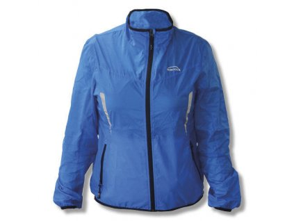 Mercox Irbis blue běžecká bunda dámská