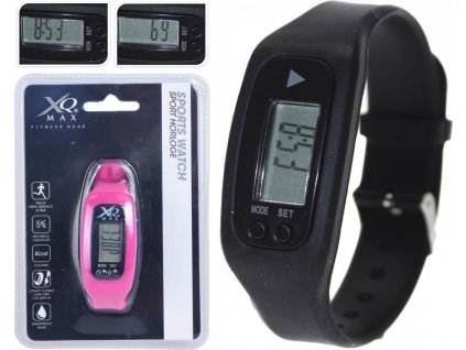 Sportovní multifunkční hodinky XQ MAX SportsWatch Růžová 8790670RU