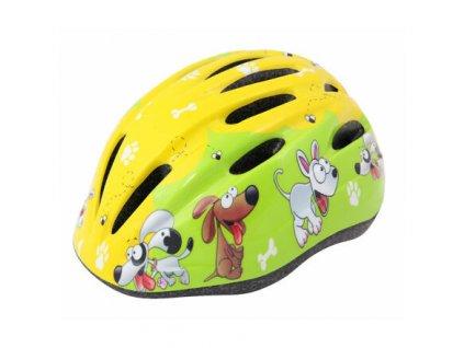 Rebel dětská cyklistická helma
