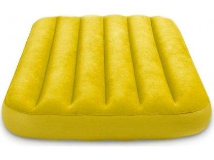 Matrace naf. Intex 66803 COZY KIDS AIRBED 157x88x18cm Žlutá 66803ZL