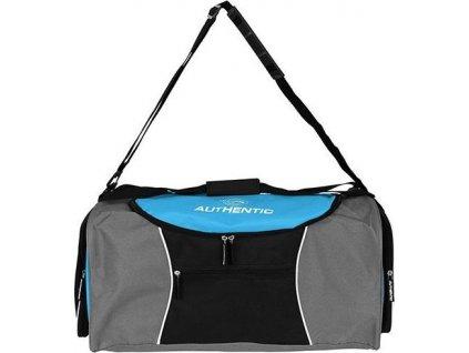 Sportovní taška Authentic 50l Modrá