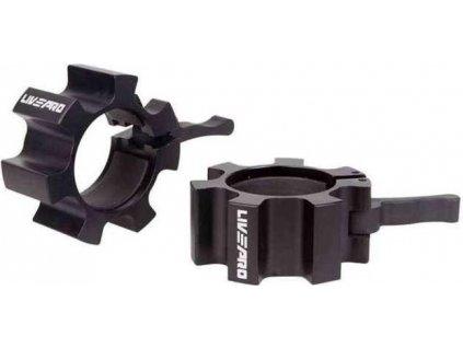 Uzávěr k tyčce na cvičení LP8060 - dia. 50 mm  8060