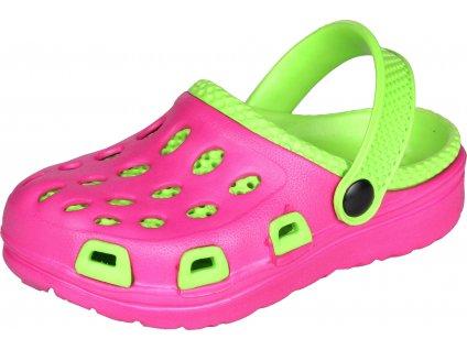 Silvi dětské pantofle