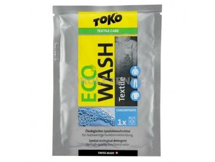 ToKo TEXTILE WASH SACHET Care Line, jednorázový prací prostředek