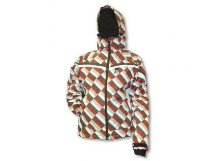 Dámská lyžařská bunda MERCOX CORTINA red
