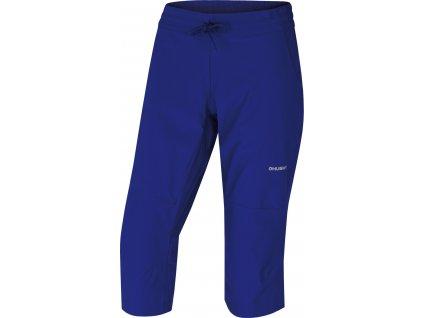 Dámské outdoorové 3/4 kalhoty   Speedy L tm. modrofialová