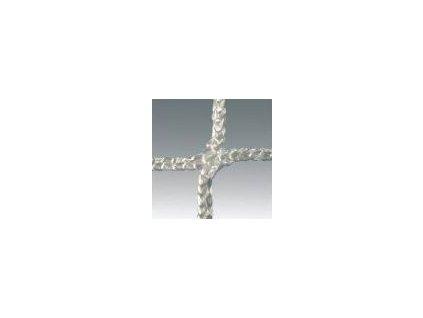 síť mezinárodní házená bez zástěrky 4 mm na branku 3,1 x 2,1 m, oko 10 cm