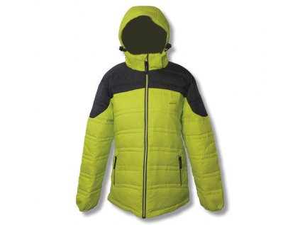 Pánská péřová bunda MERCOX MONT BLANC yellow