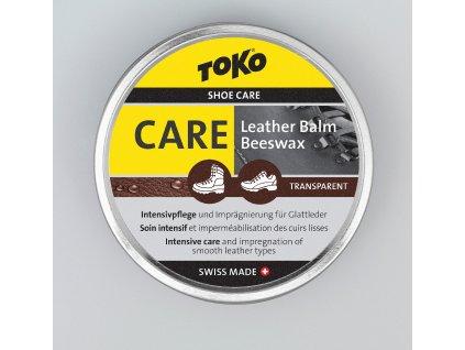ToKo LEATHERBALM BASEWAX Care Line, prostředek k ošetření kožené obuvi
