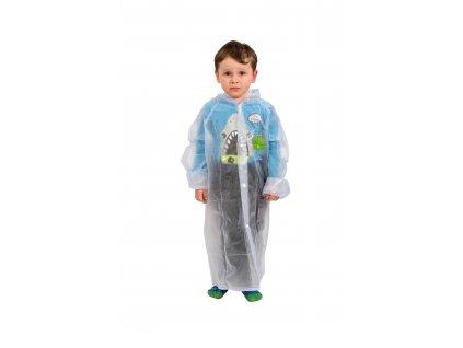 Mercox pláštěnka Frog junior transparent
