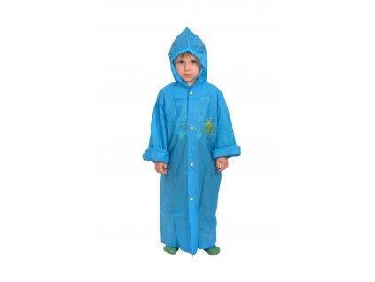 Mercox pláštěnka junior modrá