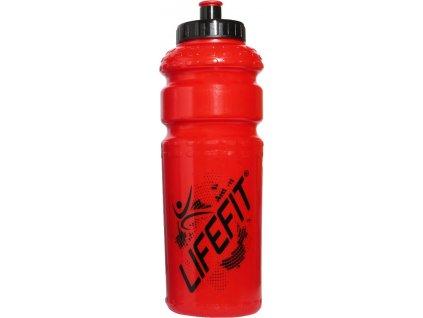Cyklo láhev LIFEFIT 9971, 800ml, červená