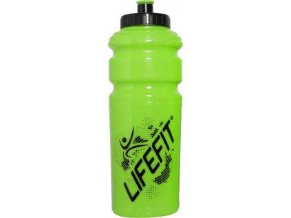 Cyklo láhev LIFEFIT 9971, 800ml, zelená