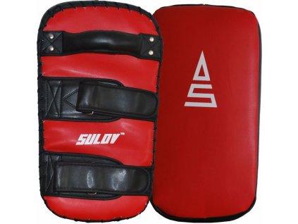 Box blok SULOV DX, 1ks, červeno-černý