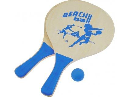 Plážový tenis set, sv. modrý