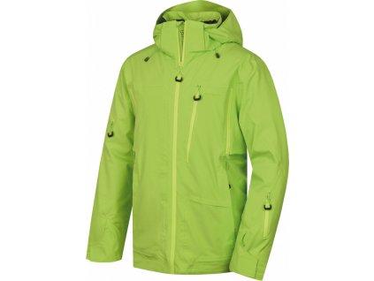 Pánská lyžařská bunda   Montry M zelená