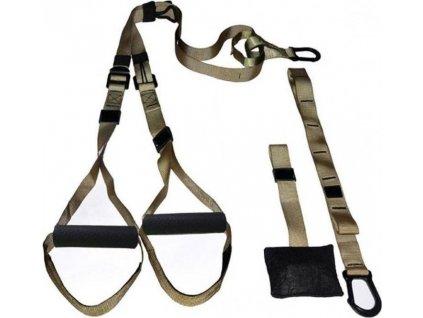 Multi gym trainer ZÁVĚS SEDCO khaki  EP511