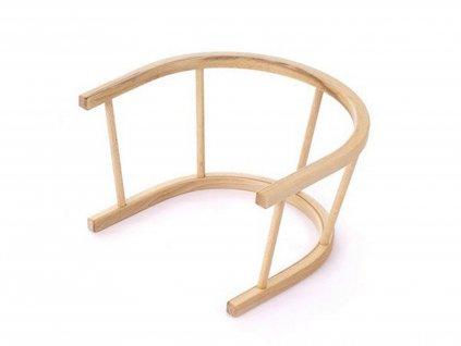 Ohrádka celodřevěná SULOV na dřevěné saně