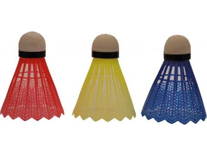 Badmintonový košík BM01 set 3 ks