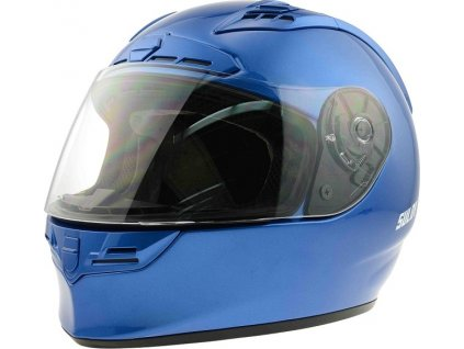 Motocyklová přilba SULOV WANDAL, modrá