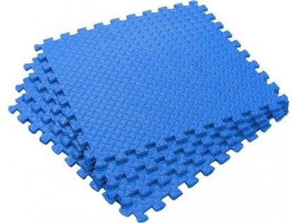 Podložka EVA BLUE MAT 60x60x1,2cm - sada 4ks Modrá 1721