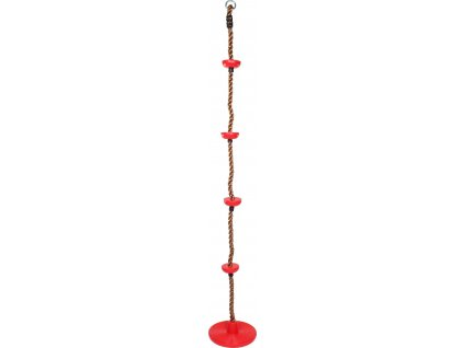 Swing šplhací lano s disky