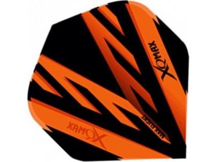 Letky XQ MAX Design PVC LET - Standard A Oranžová 7005010