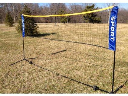 Síť na badminton se stojanem SPORT VICTOR SET NET art. 2012  5030