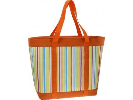 Chladící taška CALTER BEACH, 23l, oranžová