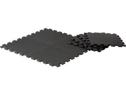 Fitness podložka Pure2Improve 30x30x0,9cm Černá 200680