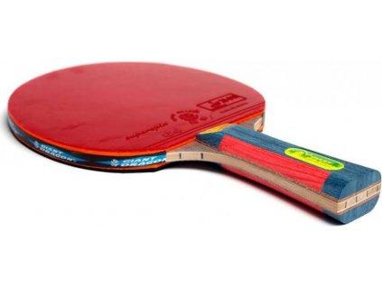 Pálka na stolní tenis GIANT DRAGON SUPERSPIN G4 6*  12602