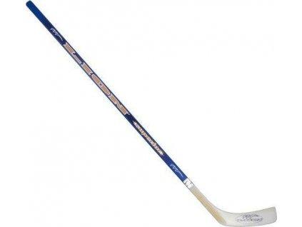 Hokejka LION 3322 115cm pravá Lion - Pravá - Modrá