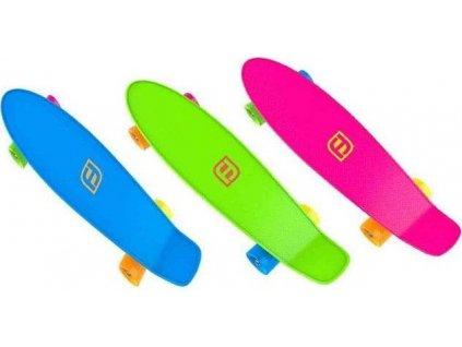 Mini Board FUN BEE 56x14,5x12 cm Modrá 62001