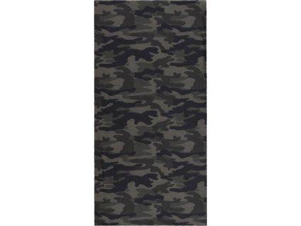 multifunkční šátek   Printemp dark camouflage