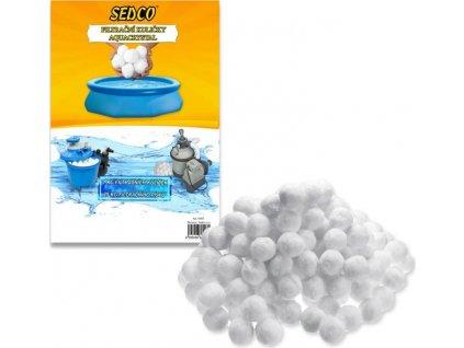 Filtrační kuličky PES AQUA CRYSTAL 500 g  50007-D500