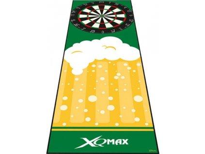 Podložka/koberec na šipky XQ MAX DARTMAT beer  100120