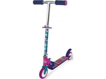 Koloběžka Lol Scooter Olol 112 Růžová 603