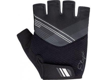 Liana cyklistické rukavice černá velikost oblečení S