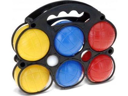Dětský petanque / koulená - 6 ks míčů  491720020