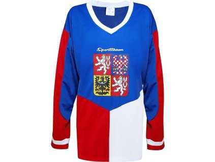 Hokejový dres ČR 4