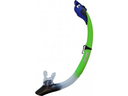 Šnorchl CALTER ADULT 117SILICON, zelený