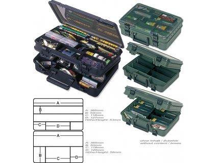 Versus Box VS 3070, 38x27x12cm,camo