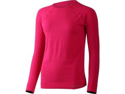 Lasting dámské funkční triko MUL růžové