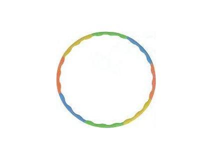 KRUH HULA HOOP 90 cm Sedco mix barev  25008