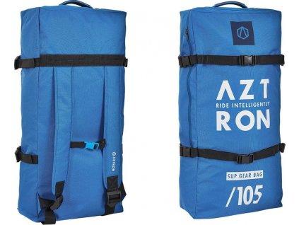 Vodácký batoh Aztron GEAR BAG 105L - Modrý AC-B111