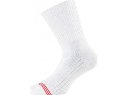 Lasting bambusové ponožky TSR bílé