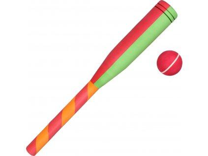 Foam baseball and bat baseballová pálka s míčkem